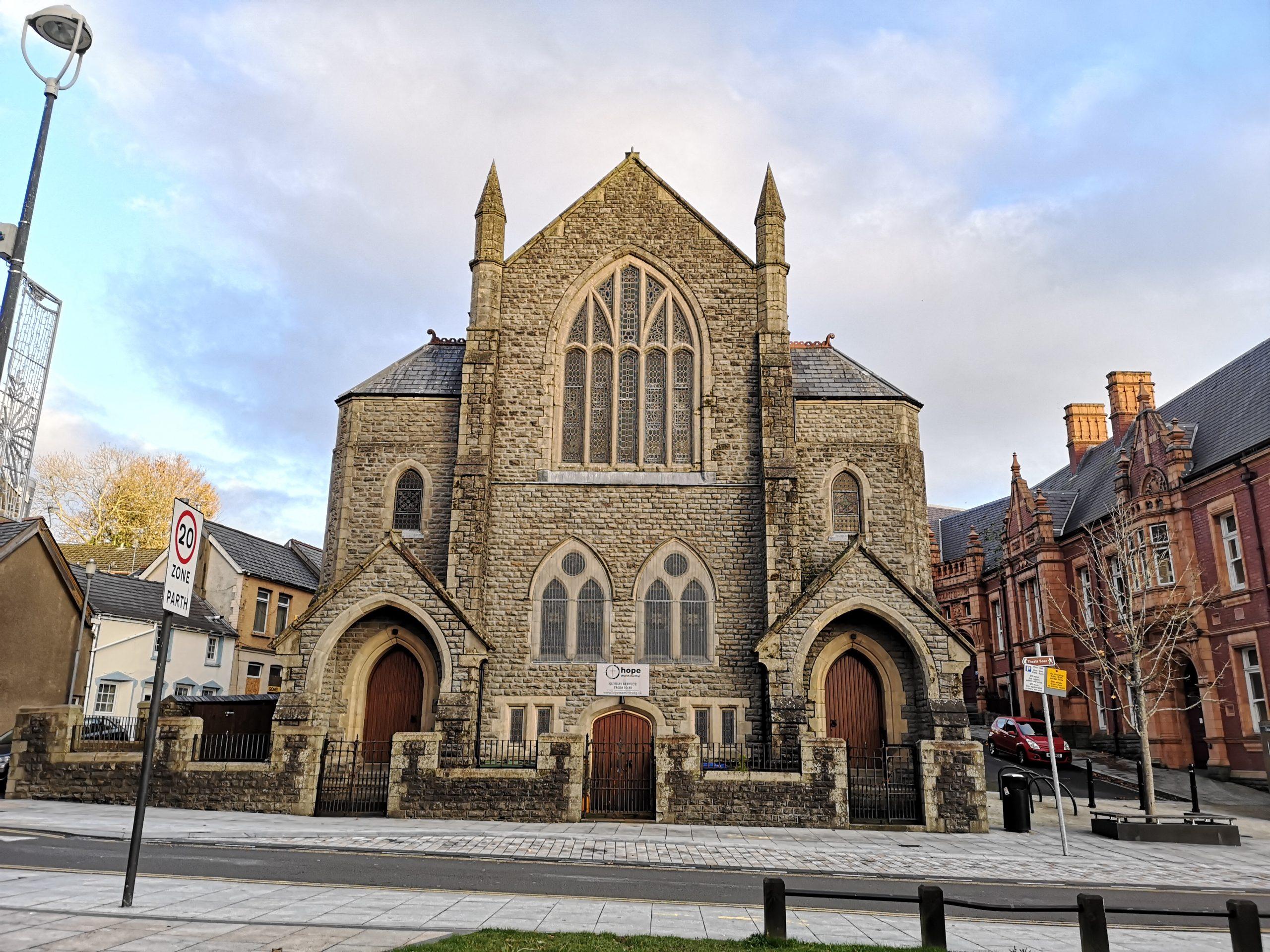 Hope Church Merthyr